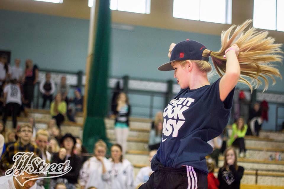 JJ-Street tantsutreeningud
