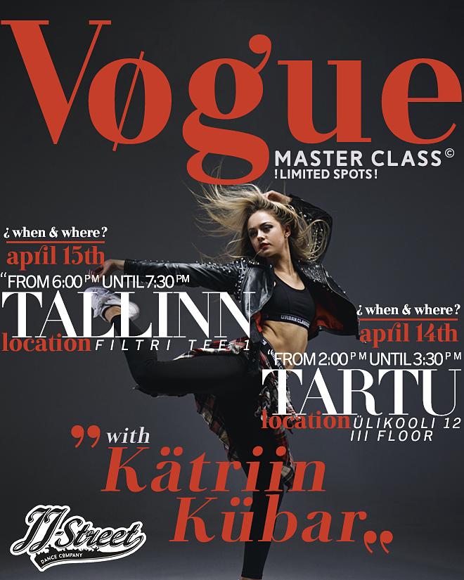 Vogue Masterclass koolitus