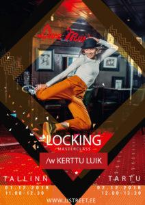 Locking Masterclass /w Kerttu Luik